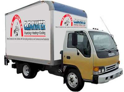 Clearwater PHC Truck